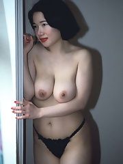 Photos of my sexy japanese wife naked